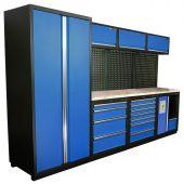 Kraftmeister Werkstatteinrichtung Halifax Nextgen blau