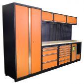 Kraftmeister Werkstatteinrichtung Halifax Nextgen orange