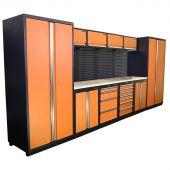 Kraftmeister Werkstatteinrichtung Winnipeg Nextgen orange