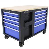 Kraftmeister Werkzeugwagen XL Multiplex Standard blau