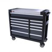 George Tools Werkzeugwagen Greyline 44 Premium - 11 Schubladen