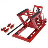 George Tools mobiler ATV/Motorradheber 400 kg