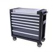 George Tools Werkzeugwagen gefüllt Greyline 38 Premium - 154-teilig